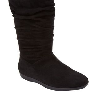 The Aneela Wide Calf Boot